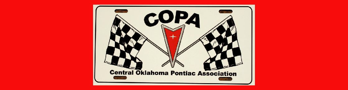 COPA – Central Oklahoma Pontiac Association